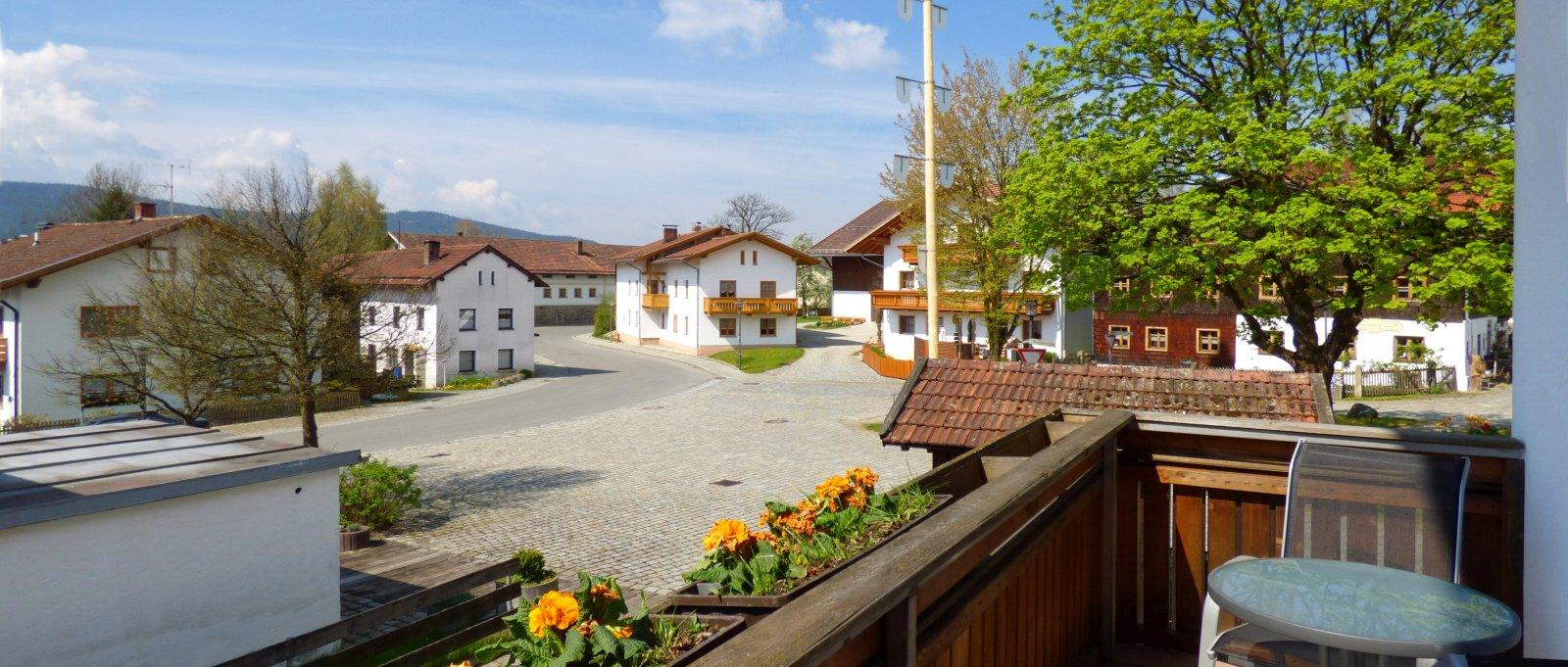 Ansicht vom Bayerischer Wald Gasthof mit Halbpension in Arnbruck