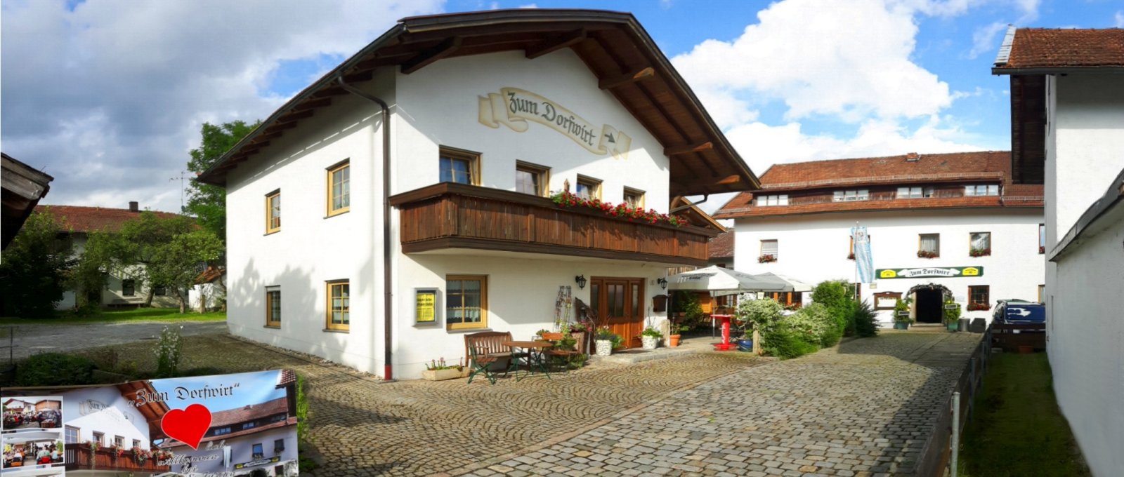Gasthof in Arnbruck beliebtes Ausflugslokal Bayerischer Wald in Arnbruck